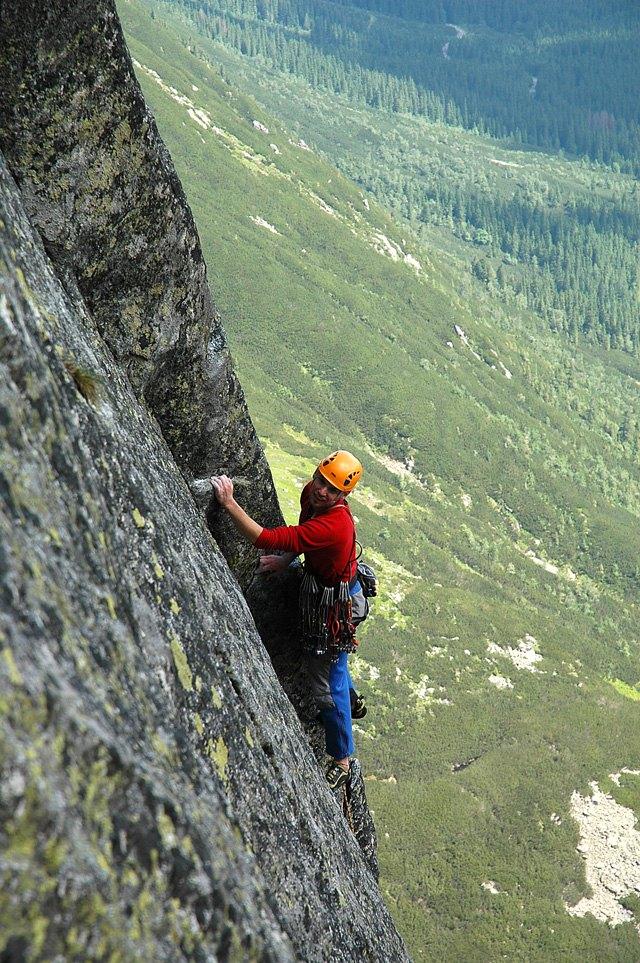 Wspinaczka w Tatrach